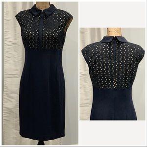 🛍 Ann Taylor collared dress size 6